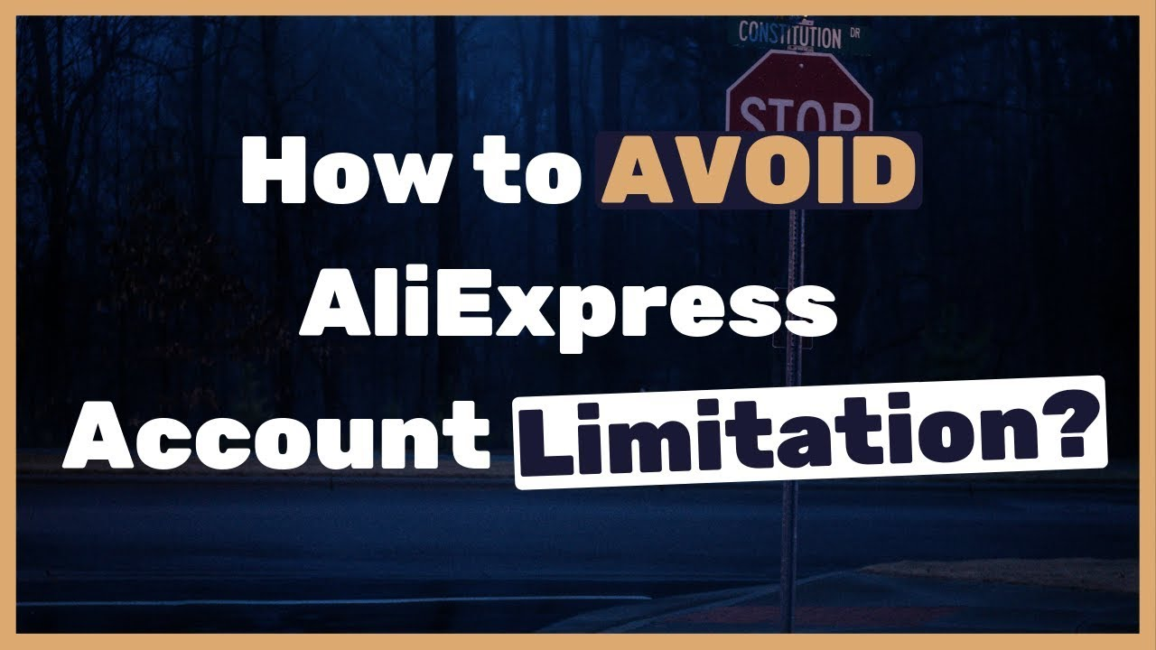 dropshipping from AliExpress using AliPay? Avoid limitations and defects using these 3 easy tips!
