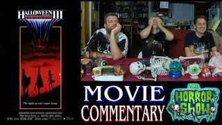 """Halloween III: Season of the Witch"" 1982 Movie Commentary - The Horror Show"