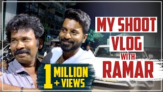 My Shoot Vlog With Ramar | Mr Makapa