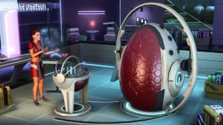 The Sims 3 Tulevaisuuteen: Tuottajavideo