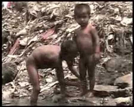 Street Children in Bangladesh (Dhaka)