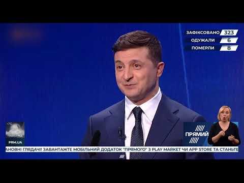 Прямий доказ. Особливості українського коронавірусу . 28.03.2020