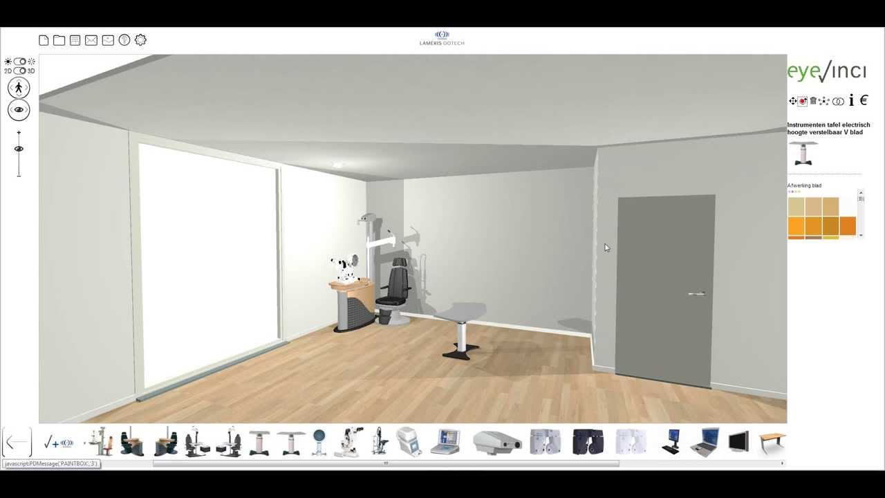 Animatie eyevinci 3d tekenprogramma youtube for 3d tekenprogramma