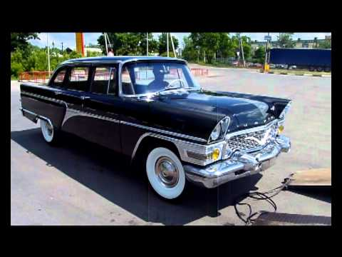 Газ-13 «ча́йка» — советский представительский легковой автомобиль большого класса, выпускавшийся малой серией на горьковском автомобильном.