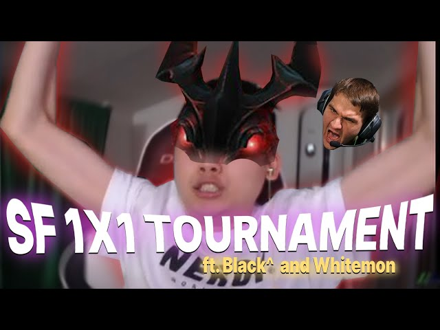 When Sub-Tournament Went Wrong   1v1 Against Black^ and Whitemon