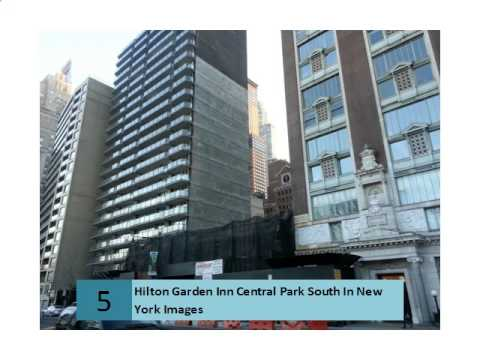 Hilton Garden Inn Central Park South In New York Images Youtube