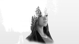 ILLUSTRATOR TUTORIALS: How to Create Double Exposure Effect | Photoshop Tutorials