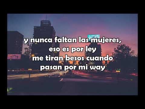 Alejandro Sanz Nicky Jam - Back In The City Letra