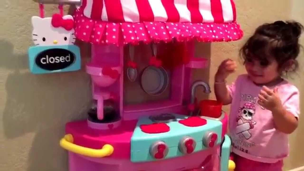 Hello Kitty Kitchen Cafe Youtube
