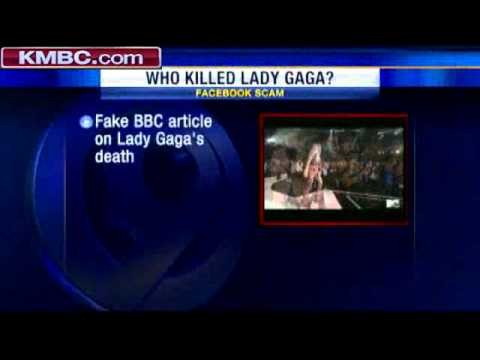 Lady Gaga Death Report A Hoax