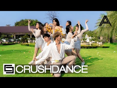 현아 (HyunA) - 'FLOWER SHOWER' MV Dance Version By Crush Dance Studio_Thailand