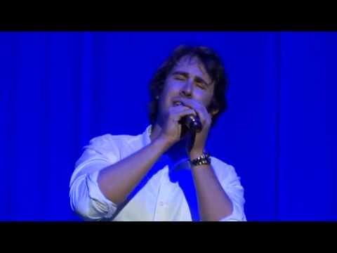 Josh Groban - Un alma más - live in Moscow - 19.05.2013