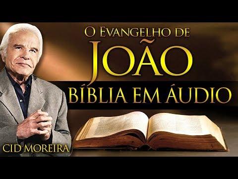 A Bíblia Narrada Por Cid Moreira: JOÃO 1 Ao 21 (Completo)
