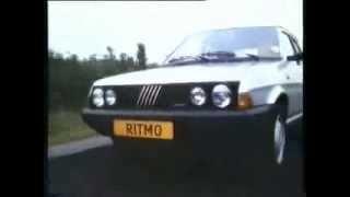 Fiat Ritmo - Pub Hollandaise.