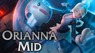 League of Legends | Winter Wonder Orianna Mid - Full Game Commentary