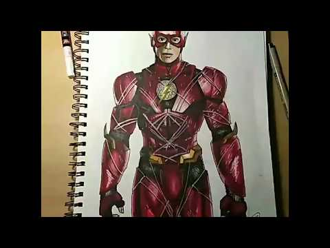 Let's Draw: the flash