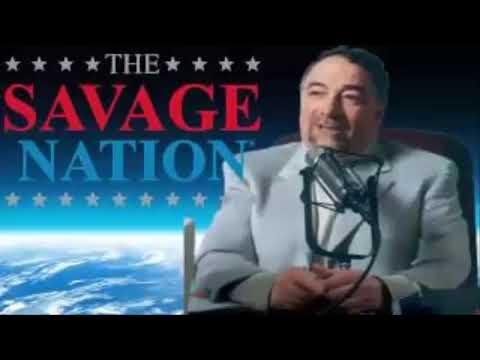 Michael Savage - The Savage Nation (October 17,2017)