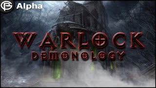 Demonology Warlock - Aritifact Quest and Class Hall - Legion Alpha