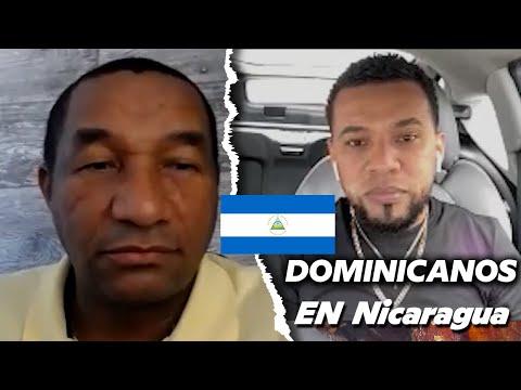 MANOLO X EL MUNDO - DOMINICANOS EN NICARAGUA!!!