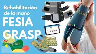Download ⚡ FESIA GRASP - Rehabilitación de la mano tras un ICTUS - Estimulación Eléctrica Funcional