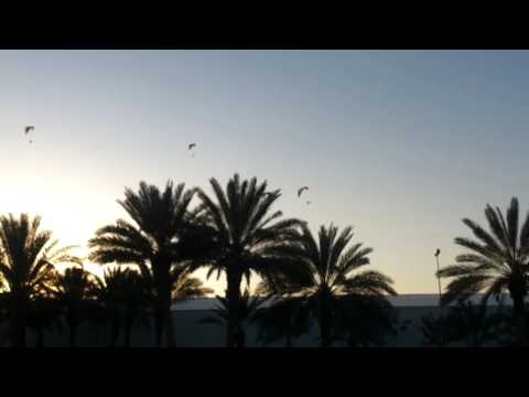 الحلة . الطائرات الشراعية لاول مرة في العراق في مدينة بابل