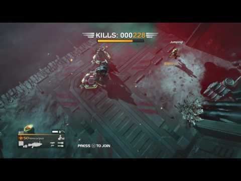 HELLDIVERS™ Cyborgs - 9 - RS - Grenade Launcher/Breaker |
