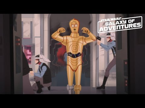 Galaxy of Adventures   R2-D2 – A Loyal Droid