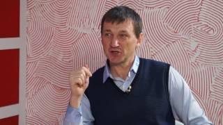 Интервью на 8 канале с Алексеем Аксютенко и Сергеем Костюковым