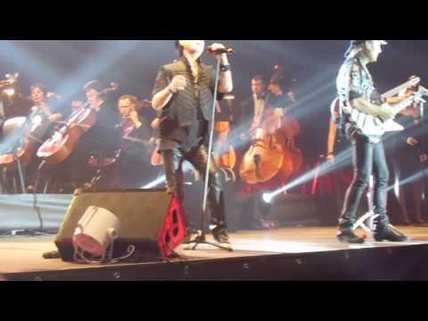 Scorpions-still loving you Odessa 05.11.13