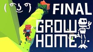 Grow Home - FINAL ÉPICO ( ͡° ͜ʖ ͡°) [ Playstation 4 Playthrough ]