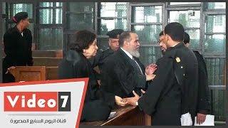 """آمال عثمان تترافع عن متهم بقضية """"تنظيم أجناد مصر"""" الإرهابى"""