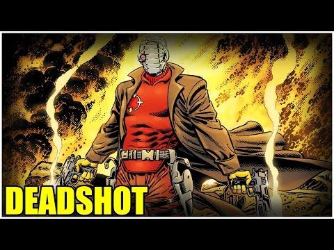 Deadshot története - A bérgyilkos aki célba talál +18