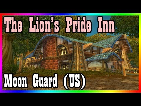 The Lion's Pride Inn of Moon Guard [Legion World of Warcraft]