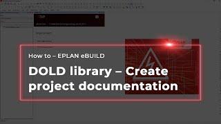 EPLAN eBUILD: Die DOLD Emergency Stop Bibliothek