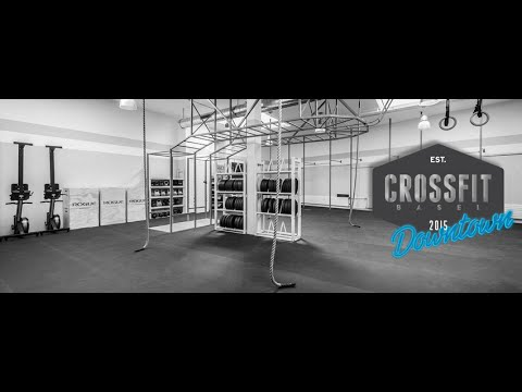 Express WOD at CrossFit Basel Downtown