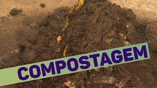 Projeto muda o destino do lixo orgânico em Socorro, SP