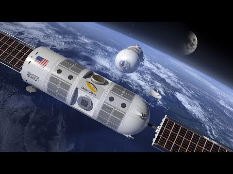 First space hotel planned to open in 2022