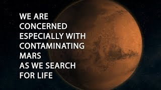 Living and Working in Space: Microbes