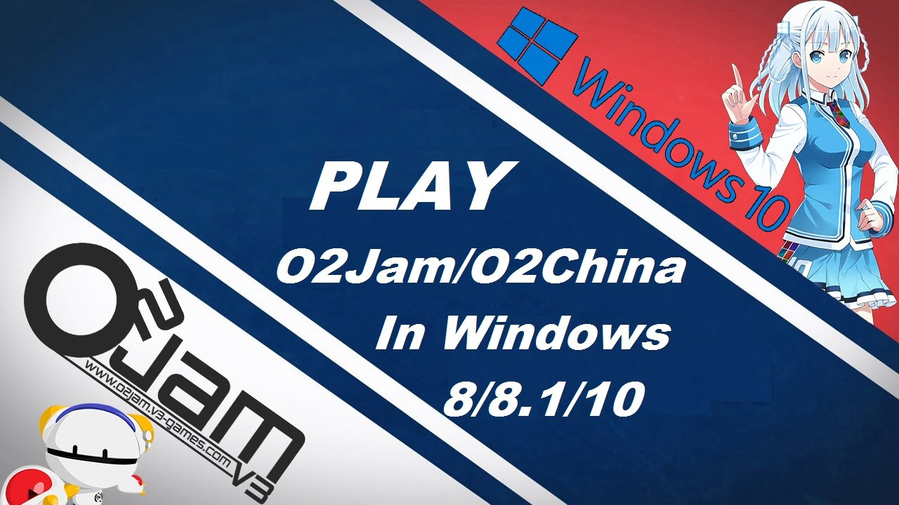 Outdated] [archived][ tutorial ] play o2jam/o2china/o2emu in.
