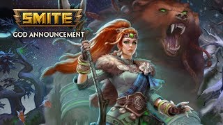 SMITE - God Announcement - Artio, The Bear Goddess