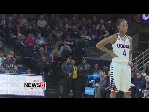 Let's Appreciate The Greatness Of UConn's Moriah Jefferson