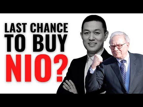 MASSIVE NIO News!!! This is your last chance to Buy NIO Stock - NIO DAY (NIO Price Prediction)