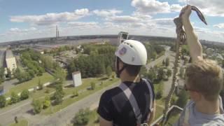 Прыжки с верёвкой в Бобруйске 13 августа 5(, 2016-08-20T10:52:17.000Z)