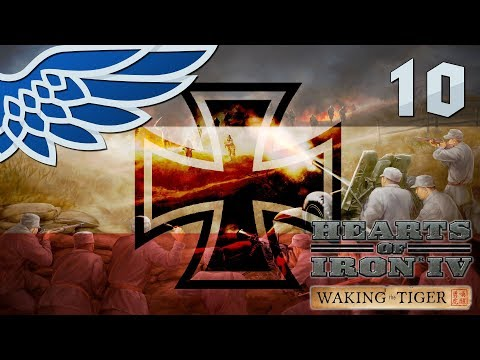 HEARTS OF IRON 4 | MOSCOW PUNCH PART 10 - HOI4 WAKING THE TIGER Let's Play Gameplay