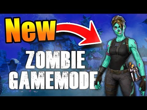 *NEW* ZOMBIES CUSTOM GAMEMODE In Fortnite Battle Royale!