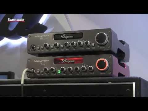 Summer NAMM 2015: Bugera Veyron Series Bass Amplifier Demo by Sweetwater