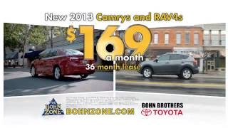 Black Friday Survival Guide Event- Bohn Brothers Toyota