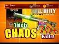 Epic NV4 - CHAOS 70+ Kills! Should You Unlock It? Infinite Warfare Epic Weapons