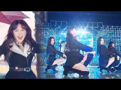 레드벨벳, 과즙미 팡팡 터지는 화려한 무대 '빨간 맛' @2017 SBS 가요대전 2부 20171225