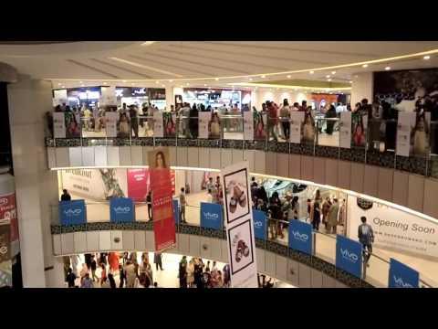 Boulevard Mall, Hyderabad, Sindh, Pakistan.
